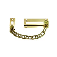MPL039 | BRASS DOOR CHAIN WITH SCREWS