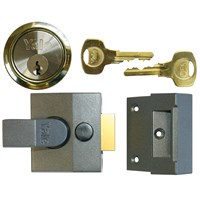 NL016 | P85DMGPB YALE NIGHTLATCH