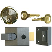 NL017 | P88DMGPB YALE NIGHTLATCH