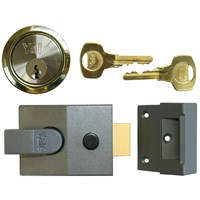 NL018 | P84DMGPB YALE NIGHTLATCH
