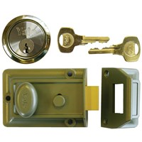 NL019 | P77ENBPB YALE NIGHTLATCH