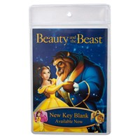 POS19 | BEAUTY & THE BEAST MERCHANDISER WALLET