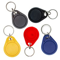 PROXFOB-MIX | PROXFOB MIXED BAG OF 10 SCD1 FOB AND KEY SPLIT RING