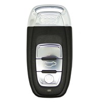 RKS047 | AUDI SMART REMOTE 3 BUTTON COMPLETE WITH EMERGENCY KEY