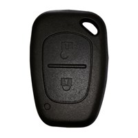 RKS095 | VAUXHALL RENAULT NISSAN 2 BUTTON CASE ONLY