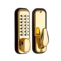 S2235PB | STERLING DIGI DOOR LOCK PB