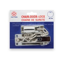 SE716 | LOCKING DOOR CHAIN CP CARDED