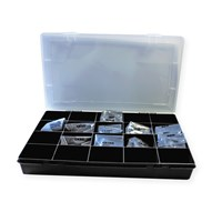 TCP002 | 10 PIECE TRANSPONDER CHIPS PACK & FREE STORAGE BOX