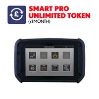 TM4025 | SMART PRO UNLIMITED TOKEN TOP-UP PACK - 1 MONTH