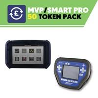 TM4033 | MVP / SMART PRO 50 TOKEN PACK