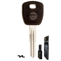 UP014 | HD90TK UNIVERSAL POD KEY FOR GLASS & CARBON CHIP TO SUIT HONDA