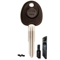 UP016 | HY7STK UNIVERSAL POD KEY FOR GLASS & CARBON CHIP TO SUIT HYUNDAI