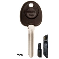 UP020 | HY14STK UNIVERSAL POD KEY FOR GLASS & CARBON CHIP TO SUIT HYUNDAI