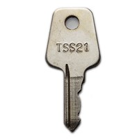 WL060 | TSS21 WINDOW LOCK KEYS