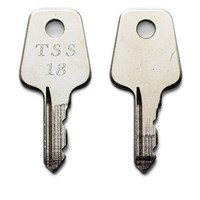 WL062 | TSS18 WINDOW LOCK KEY