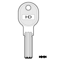 XHV135 | CAY2 CAYS DIMPLE KEY BLANK
