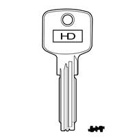 XHV140 | CI-32 CISA DIMPLE KEY BLANK