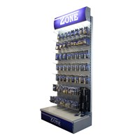 ZM001 | ZONE MERCHANDISER DISPLAY STAND WITH STOCK