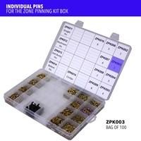 ZPK003   ZONE PINNING KIT SIZE 2 PINS ( X100)