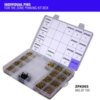 ZPK005   ZONE PINNING KIT SIZE 4  PINS (X100)