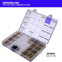 ZPK006 | ZONE PINNING KIT SIZE 5 PINS (X100)