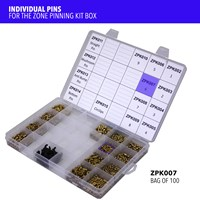 ZPK007 | ZONE PINNING KIT SIZE 6 PINS (X100)
