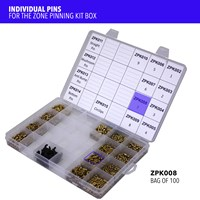 ZPK008 | ZONE PINNING KIT SIZE 7 PINS (X100)
