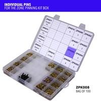 ZPK008   ZONE PINNING KIT SIZE 7 PINS (X100)