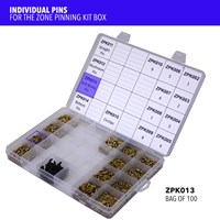 ZPK013 | ZONE PINNING KIT ANTI-BUMP PINS (X100)